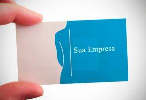 Impressão de cartão de visita BH