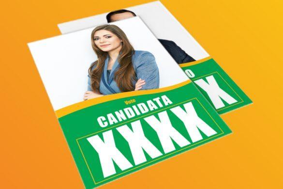 Como elaborar materiais impressos para eleições