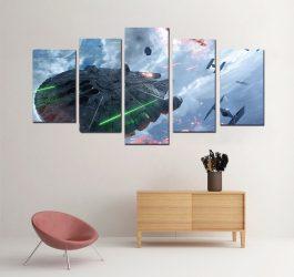 Vantagens da impressão de fotos em canvas